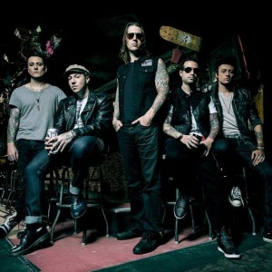 Lirik Lagu Avenged Sevenfold - Doing Time