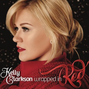 Lirik Lagu Kelly Clarkson - Wrapped In Red
