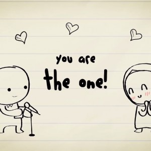 Lirik Lagu Raef - You Are The One